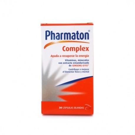 PHARMATON COMPLEX CAPS 30 CAPSULAS