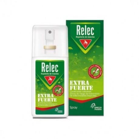 RELEC EXTRA FUERTE 50% SPRAY REPELENTE 75 ML
