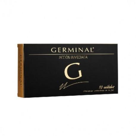 GERMINAL ACCION INMEDIATA 1.5 ML 10 AMPOLLAS