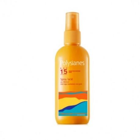 POLYSIANES SPRAY AL MONOÏ SPF 15 KLORANE 1 ENVASE 125 ml