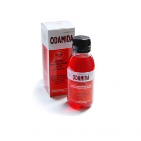 ODAMIDA 1 mg/ml + 2,5 mg/ml SOLUCION BUCAL 1 FRASCO 135 ml