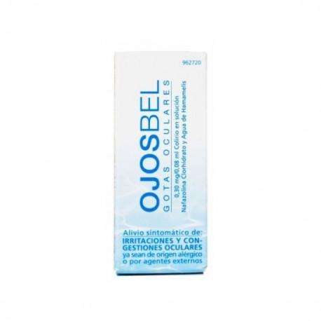 OJOSBEL 0,3 mg/ml + 0,08 ml/ml COLIRIO EN SOLUCION 1 FRASCO 8 ml