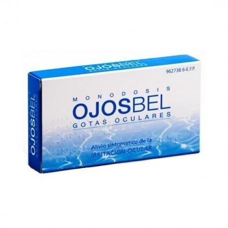 OJOSBEL 0,3 mg/ml + 0,08 ml/ml COLIRIO EN SOLUCION 10 MONODOSIS 0,5 ml