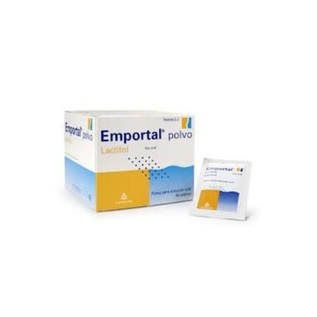 EMPORTAL 10 g 50 SOBRES POLVO PARA SOLUCION ORAL