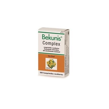 BEKUNIS COMPLEX 100 COMPRIMIDOS RECUBIERTOS