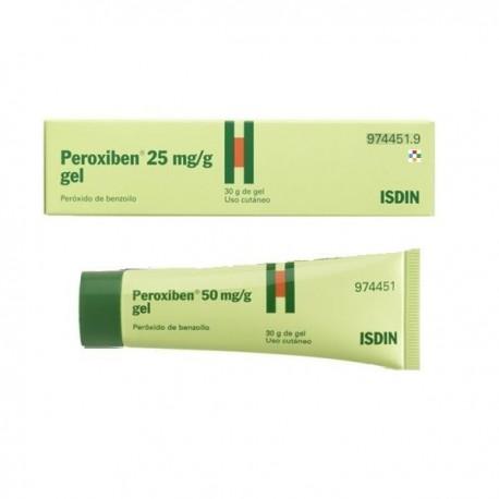 PEROXIBEN 50 mg/g GEL CUTANEO 1 TUBO 30 g