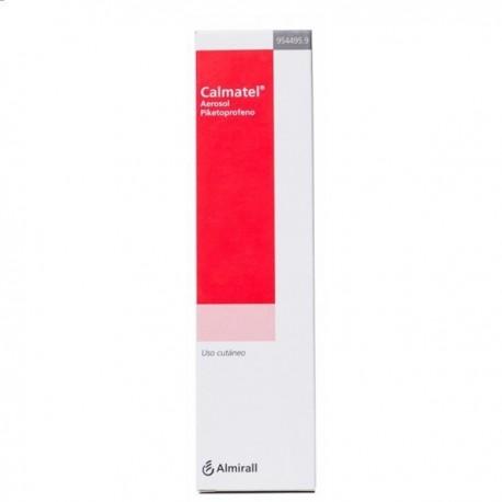 CALMATEL 33,28 mg/ml SOLUCION PARA PULVERIZACION CUTANEA 1 ENVASE 60 ml