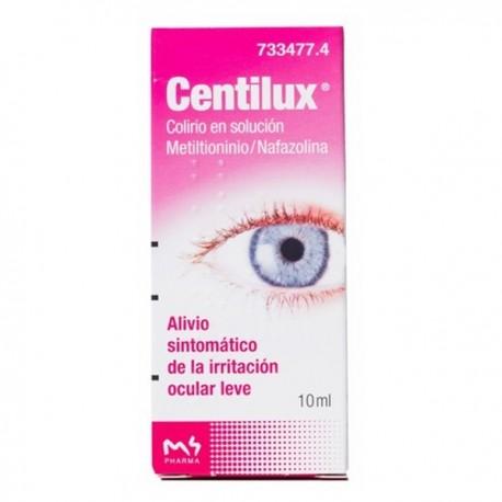 CENTILUX 0,25 mg/ml COLIRIO EN SOLUCION 1 FRASCO 10 ml