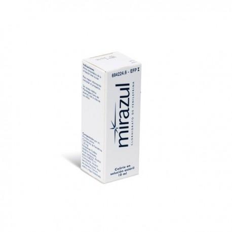 MIRAZUL 1,25 mg/ml COLIRIO EN SOLUCION 1 FRASCO 10 ml