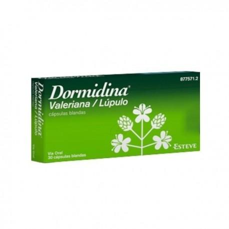 TRANQUIGOR 125 mg/27,8 mg 30 CAPSULAS BLANDAS