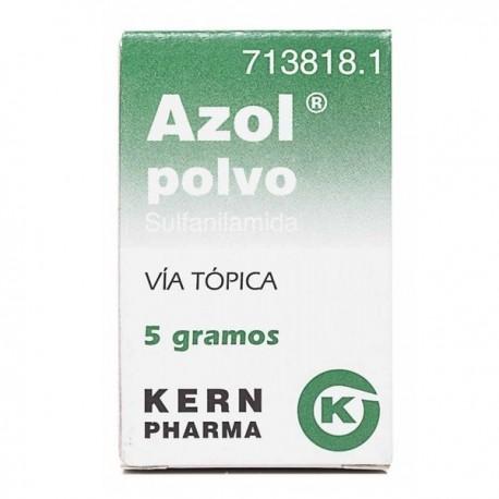 AZOL POLVO CUTANEO 1 TARRO 5 G