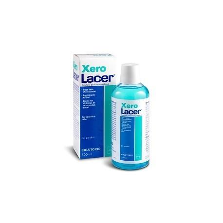 XEROLACER BOCA SECA COLUTORIO 1 ENVASE 500 ml