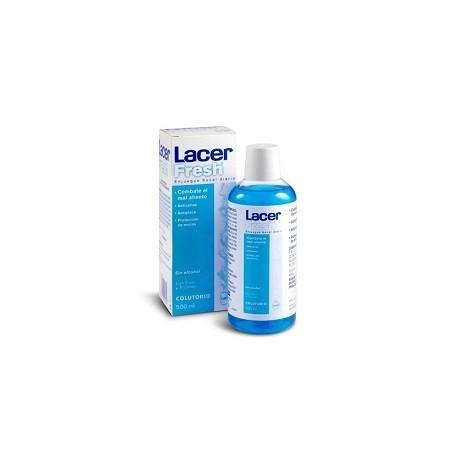 LACER FRESH FRESCOR PROLONGADO COLUTORIO 1 ENVASE 500 ml
