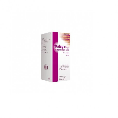 DALSY 40 mg/ml SUSPENSION ORAL 1 FRASCO 150 ml