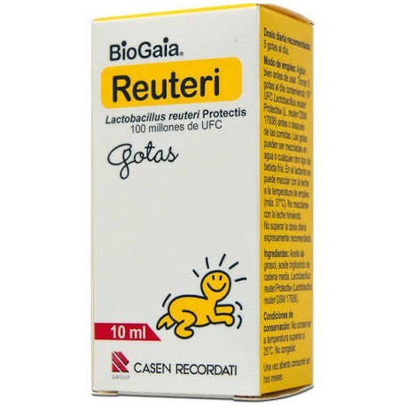 REUTERI GOTAS 1 ENVASE 10 ml