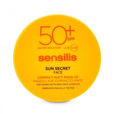 SENSILIS SUN SECRET BRONZE 03 COMPACTO