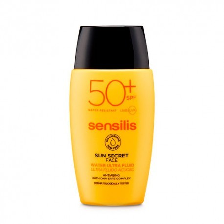 SENSILIS SUN SECRET ULTRA SPF 50+ 1 ENVASE 40 ml