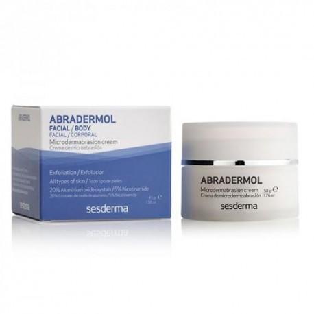 ABRADERMOL CREMA MICRODERMOABRASION SESDERMA 1 ENVASE 50 g