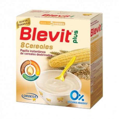 BLEVIT PLUS 8 CEREALES 1 ENVASE 600 g