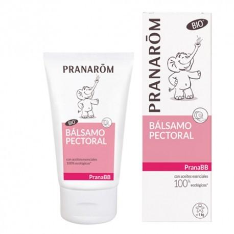 PRANABB BALSAMO PECTORAL 1 ENVASE 40 ml