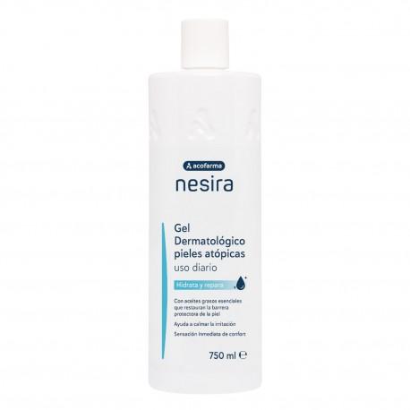 ACOFARMA NESIRA GEL DERMATOLOGICO PIELES ATOPICAS 1 ENVASE 750 ml